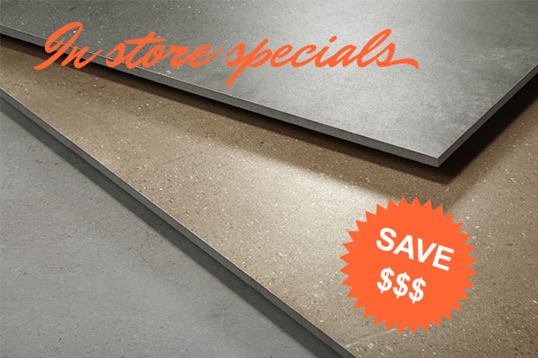 QA Tiles In Store Specials