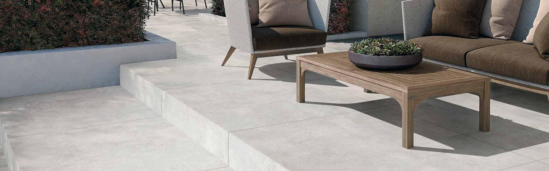 QA Tiles outdoor tiles